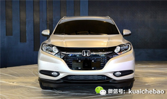 1.8L车型13.98万起 本田缤智SUV月末发售