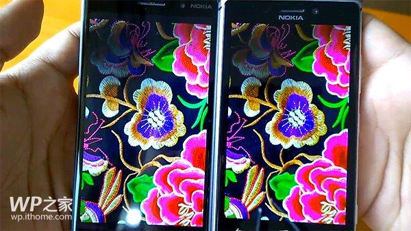 Lumia830 VS Lumia925:屏幕上显示、电子书阅读