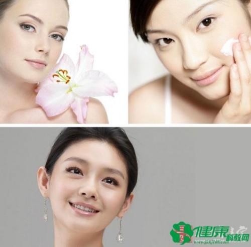 美容护肤知识 美白4步轻松搞定