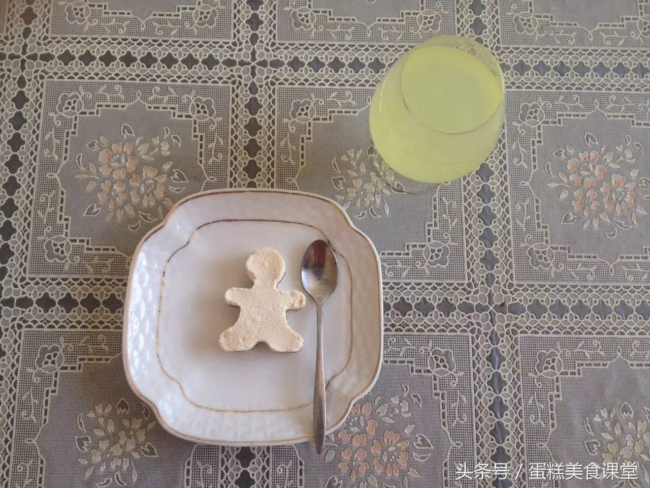 下午茶 奶香醇厚的鲜奶酪做法(原创)