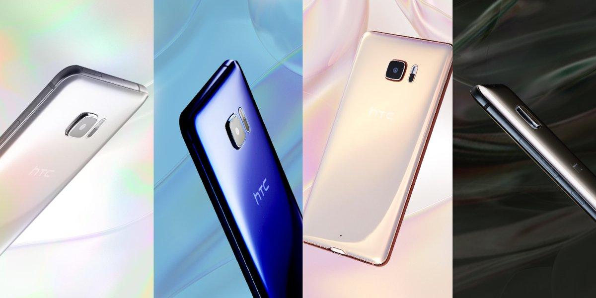 HTC U Ultra公布:骁龙821 双屏幕,市场价5158元