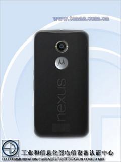 Nexus 6入网许可证批准曝出 将进到内地销售市场