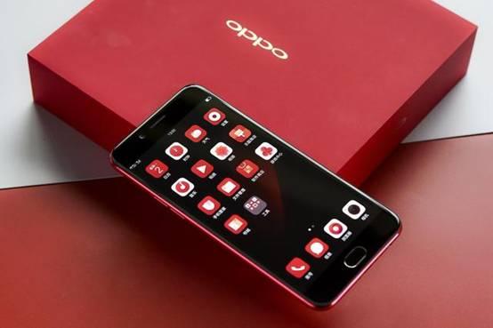 新春佳节照相手机不二选择,OPPO R9s给你拍出来更清楚全家福照片