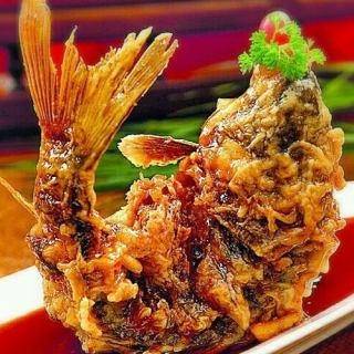 晋菜之糖醋鱼的做法 晋菜做法 第1张