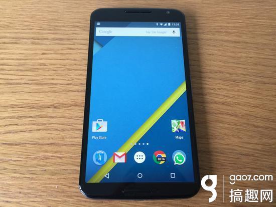 Nexus 6更非常值得下手 原生态Android优点显著