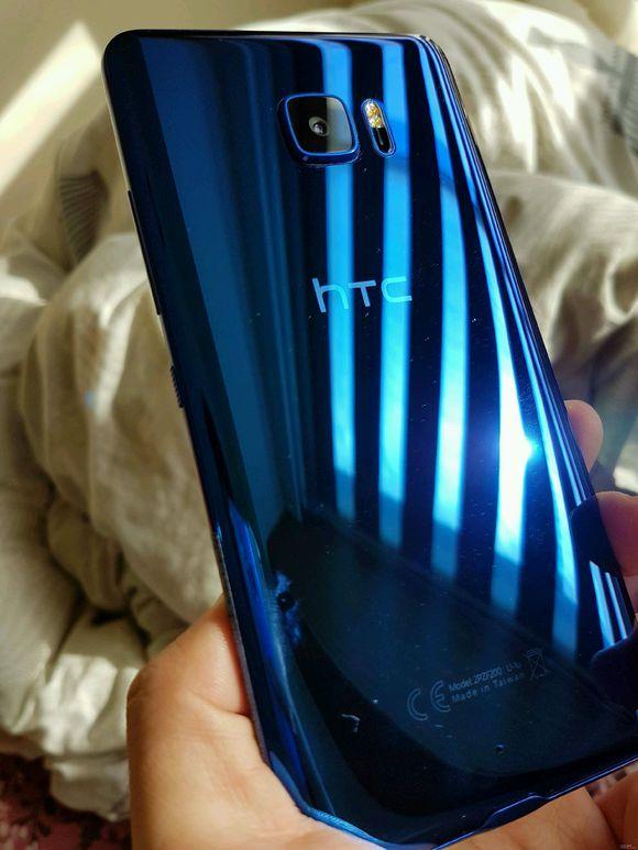 HTC竟然还活着,HTC新手机 Uultra极其震撼