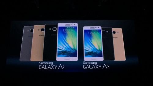 与A系列产品类似 三星Galaxy E5/E7配备曝出