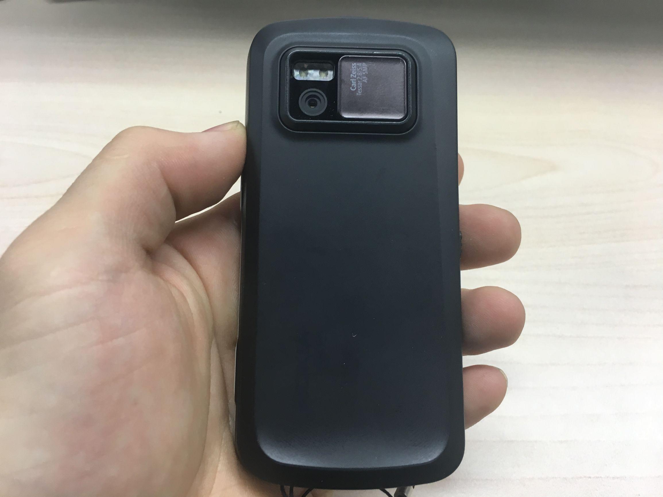 复古数码科技:80元钱买回来的NokiaN97