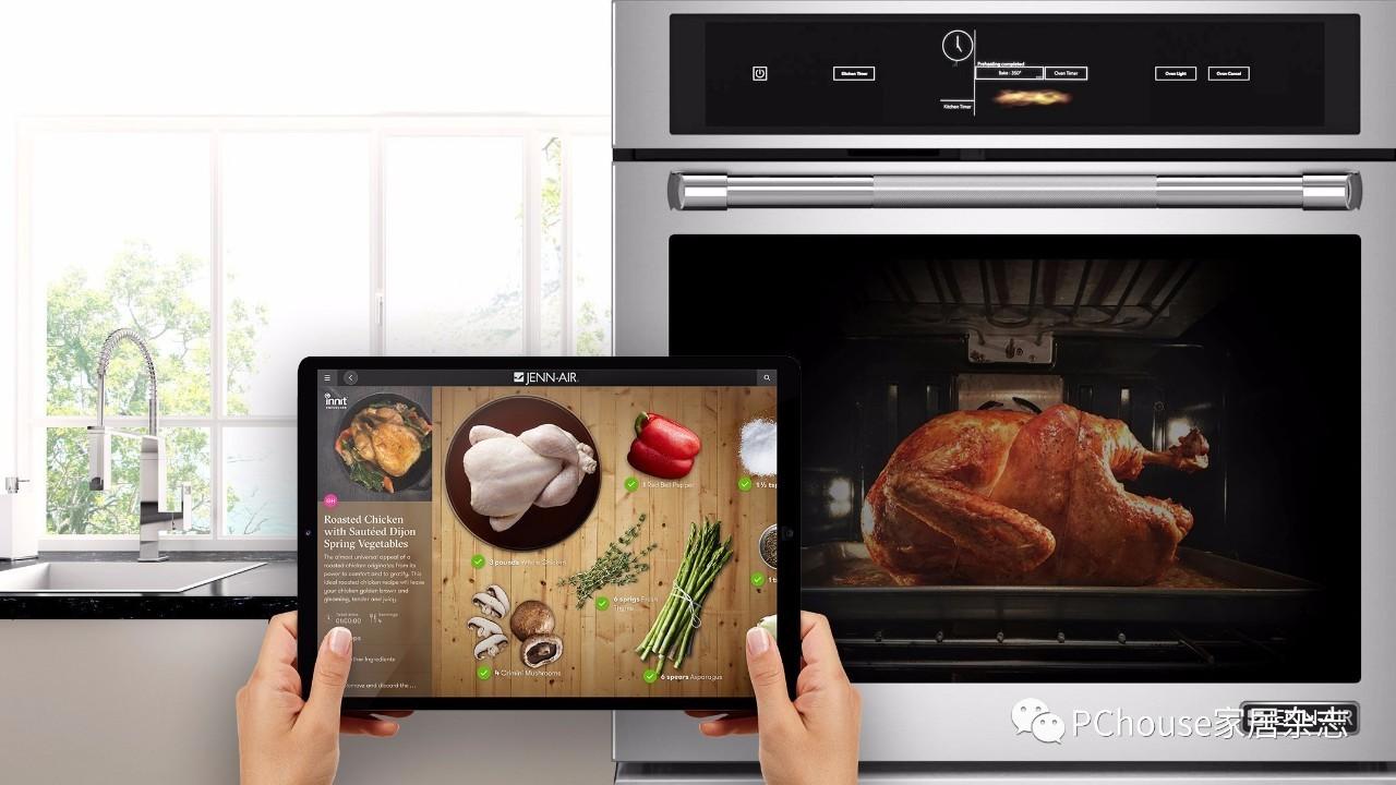 这才是真正的智能厨房,实在太酷炫了!