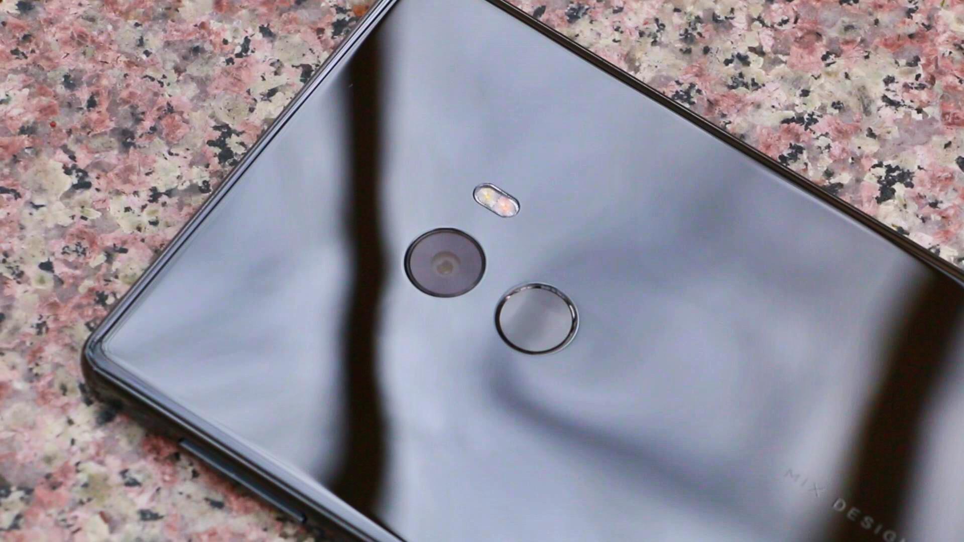 「视頻」小米MIX测评:无框高科技是不是兑付?