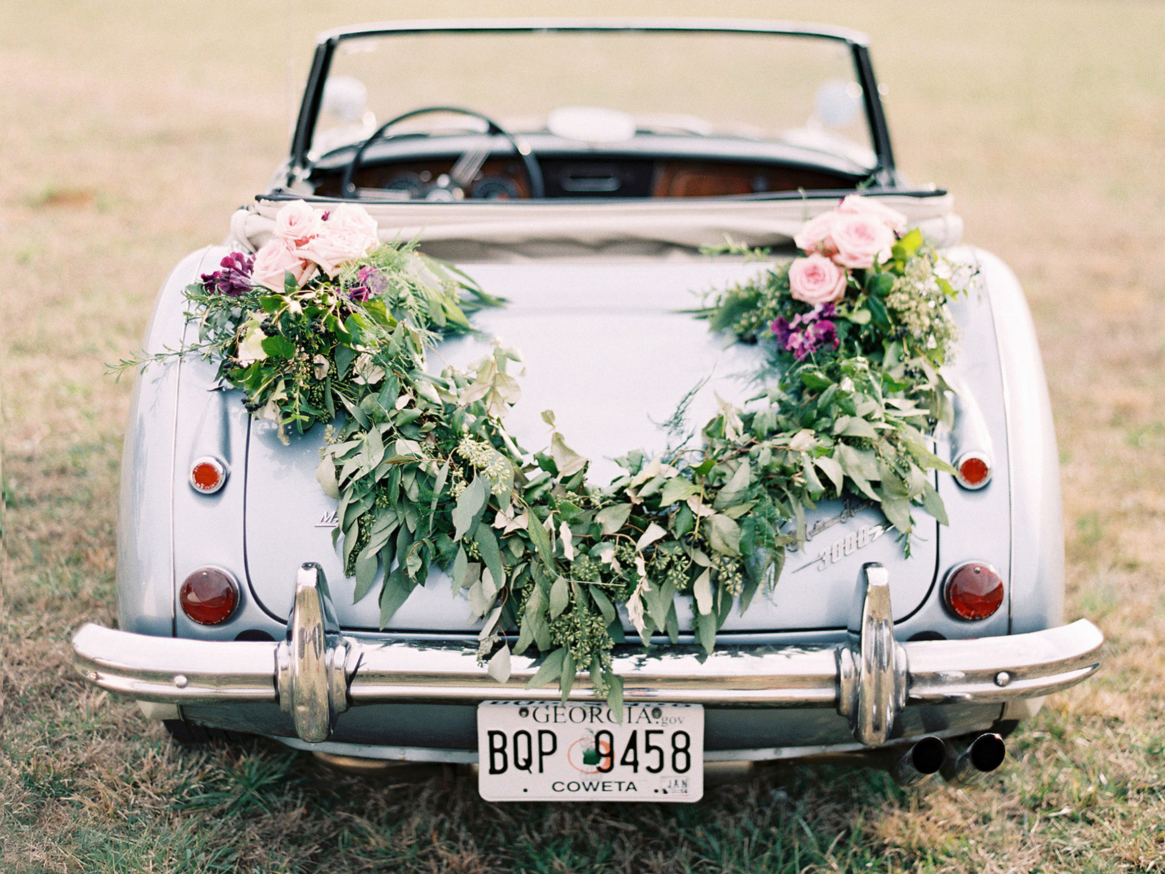 給你一份婚禮租車價格表~
