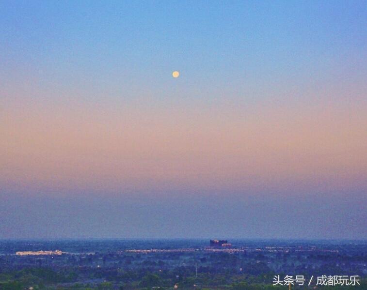 成都今晨的日出太美,你看到了吗?