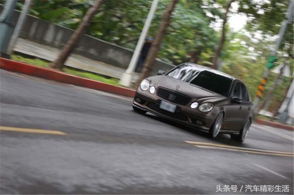超跑头号公敌 奔驰 E55 AMG改装案例
