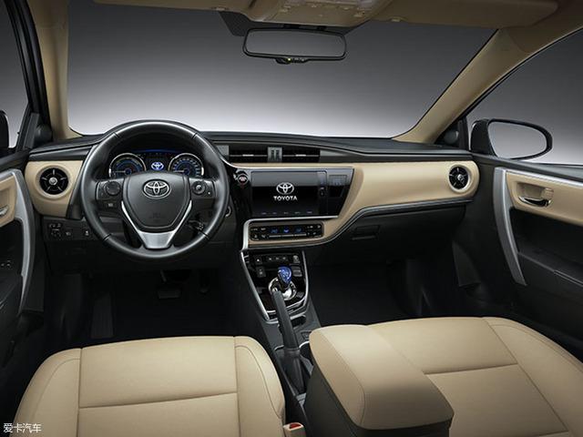 一汽丰田新款卡罗拉正式上市