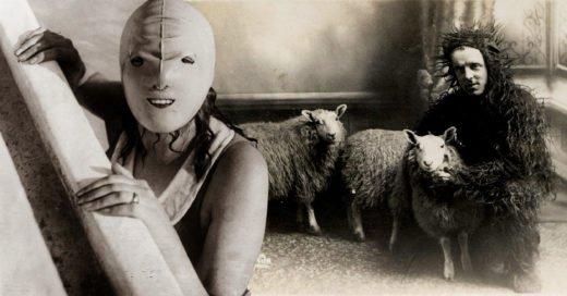 世界十大诡异照片,盯着看10秒吓人鬼图不同寻常的老照片