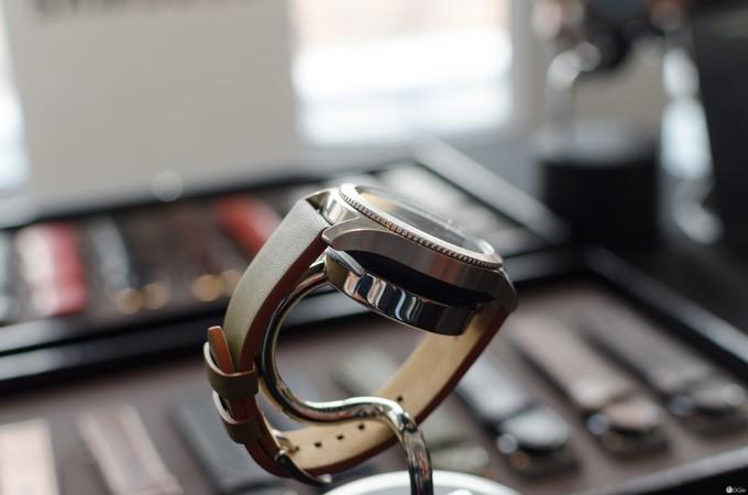 好看實力派演員,三星公布 Gear S3 智能手環