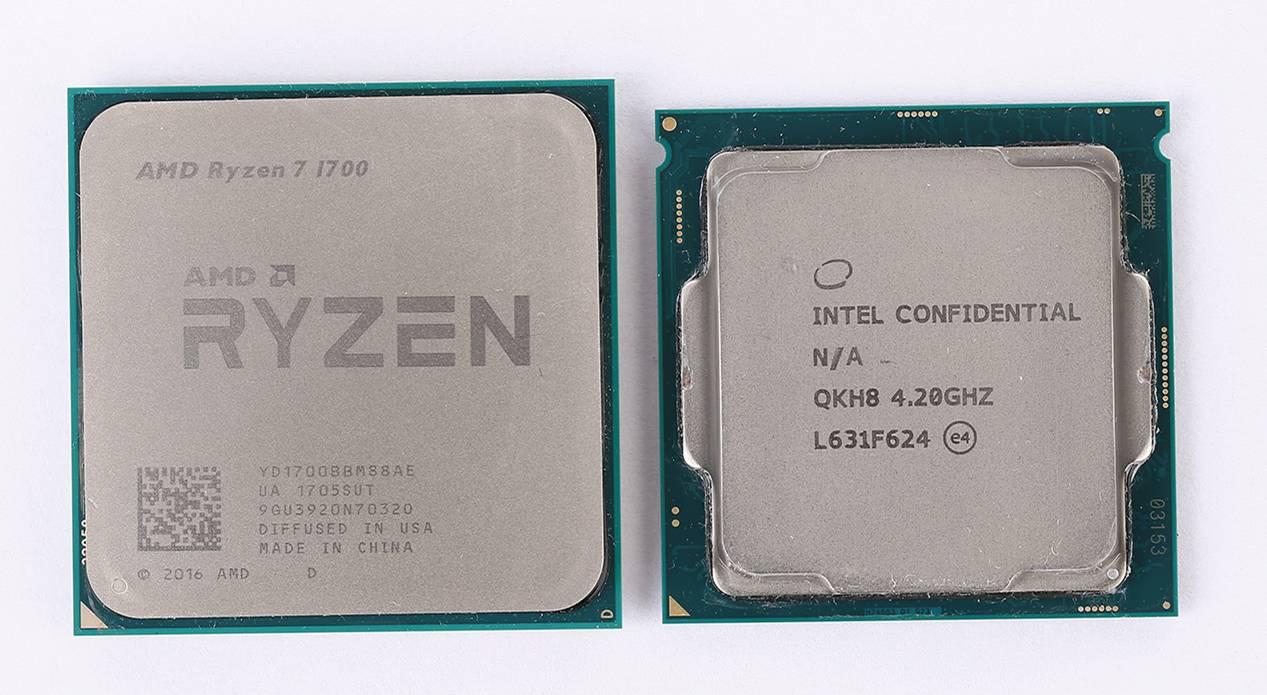 「评测」逢敌必亮剑——AMD锐龙7 1700处理器深度测试超频能力初探