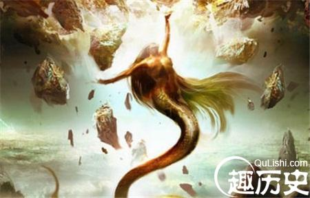 揭秘神话传说中的女娲后人因何是半人半蛇