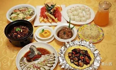 10大菜系在太原最好吃的10家餐厅!