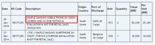 两千万清晰度 无线快充 三星Galaxy S6 显示屏居然仅有5英寸