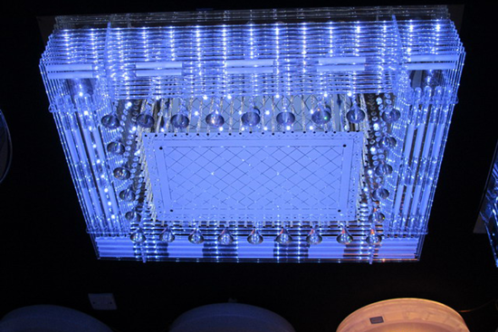低壓水晶燈怎么樣?它的用途和適用場所