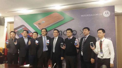 摩托罗拉手机与国美电器协作 将根据国美电器渠道营销Moto X