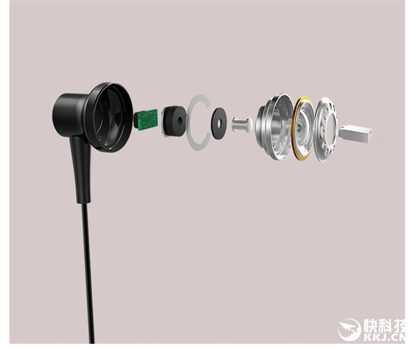 299元!小米手机降噪耳机Type-C版开售:小米6最佳搭档