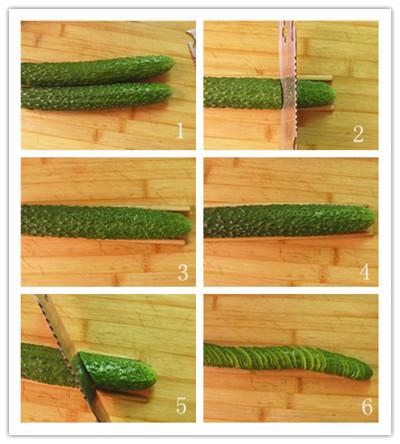 几种实用刀法详解,一分钟就学会!新手必看 刀法详解 第6张