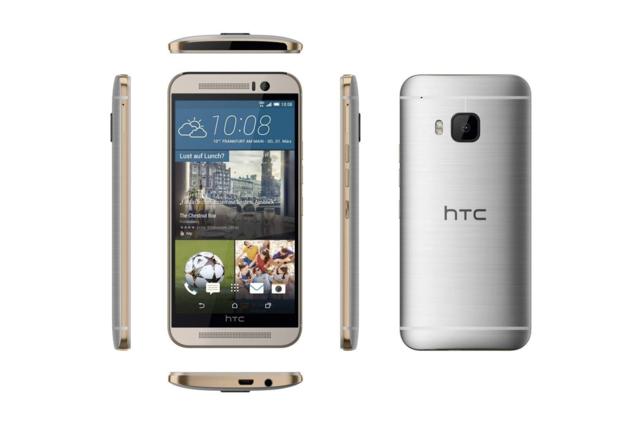 疑是HTC One M9官方网图曝出:骁龙810CPU