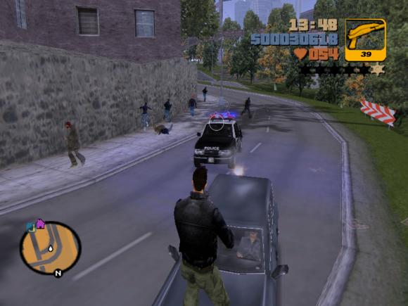 罪恶都市和GTA3有何不同之处?