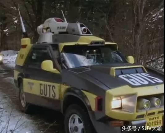 80后的集体回忆  盘点那些年奥特曼里的战车