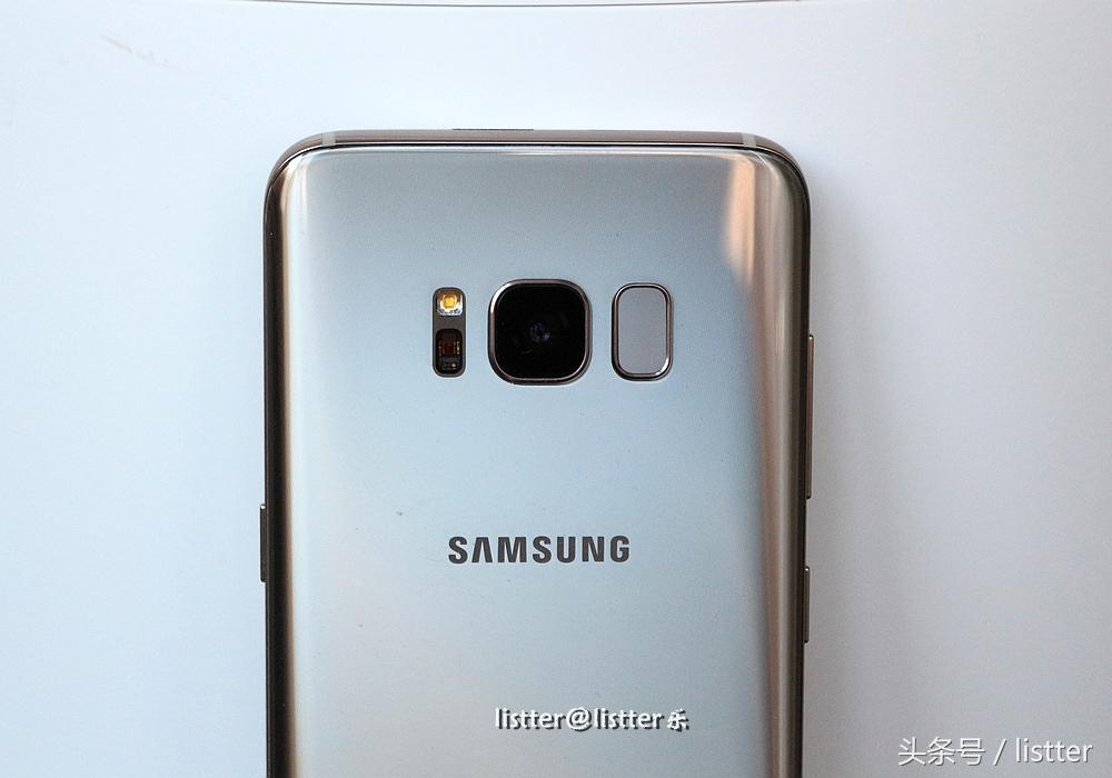 三星Galaxy S8,你用了后悔算我输