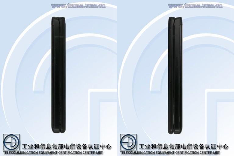 三星新款初成高档翻盖手机亮相工信部网站,双4.2英寸显示屏