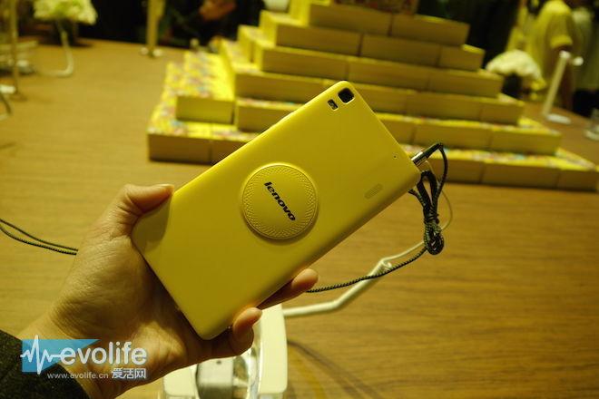 淡黄色的想到乐檬K3 Note,有胸没胸,仅差于一百元中间
