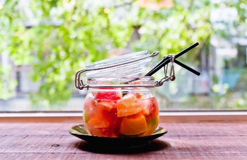 水果茶的做法和配方,14种水果茶搭配功效