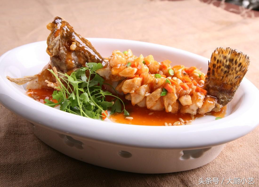 山西除了刀削面,10大晋菜也非常有特色,值得品尝 晋菜菜谱 第4张