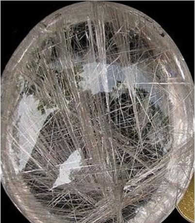 不得不看的水晶知识大全科--发晶篇