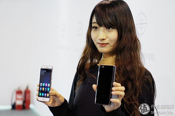 """既有""""快""""也有""""黑科技"""":MI 小米 发布 小米4S、小米5 手机"""