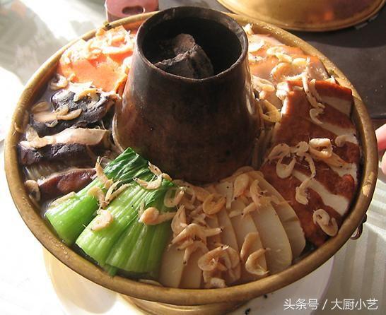 山西除了刀削面,10大晋菜也非常有特色,值得品尝 晋菜菜谱 第17张