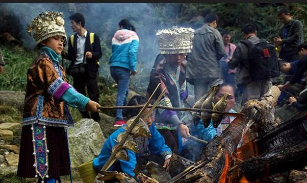三月三柳州人不可错过的融水歌节!