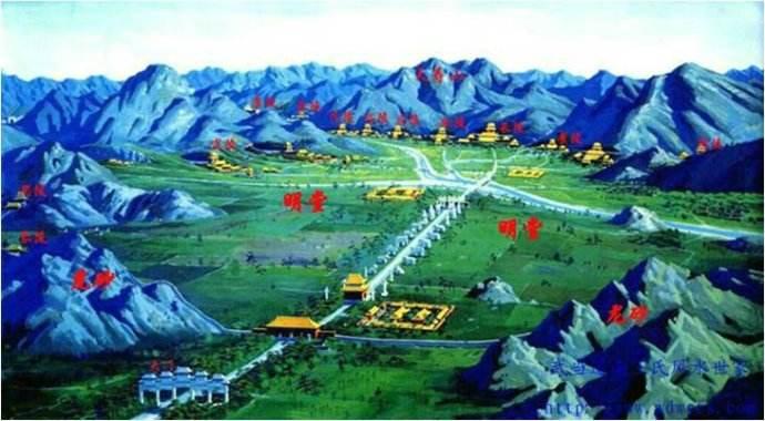 明十三陵的定陵开发时发生了哪些离奇事?