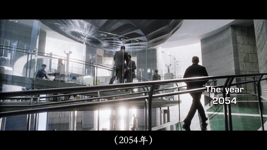 科幻、动作、悬疑融合在一起的烧脑神作电影《少数派报告》