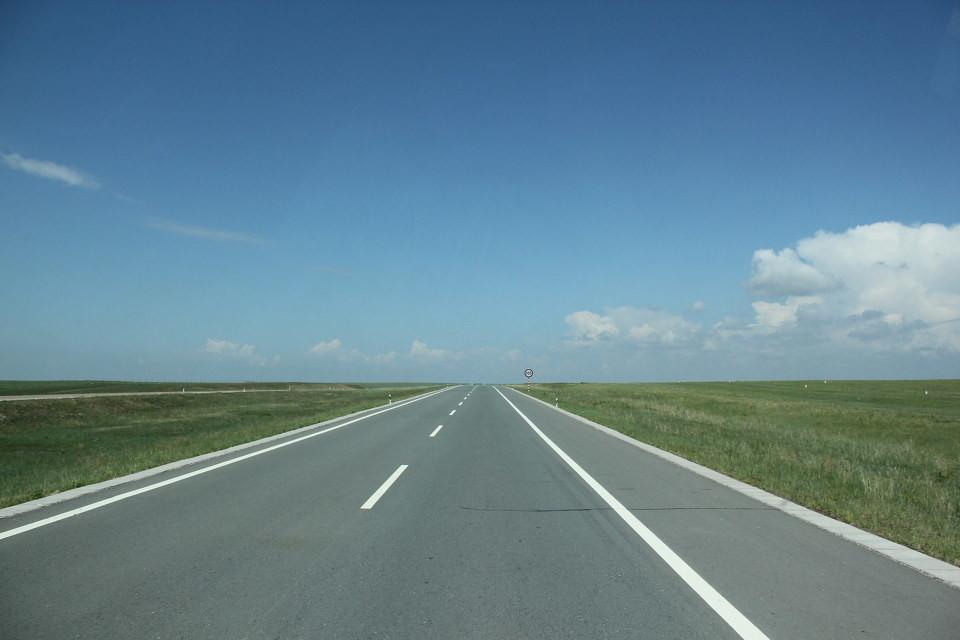 人生就是行走,我们一直在路上
