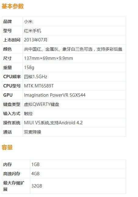 良知 紅米1/小米2升級MIUI9 很多人仍在用