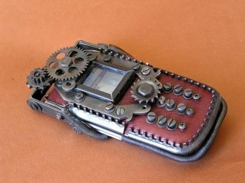 """厌倦了手机的""""千机一面"""",给你几款另类手机开开眼!"""