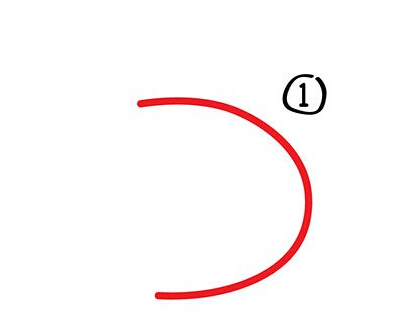 兔子简笔画简单可爱(附步骤图)