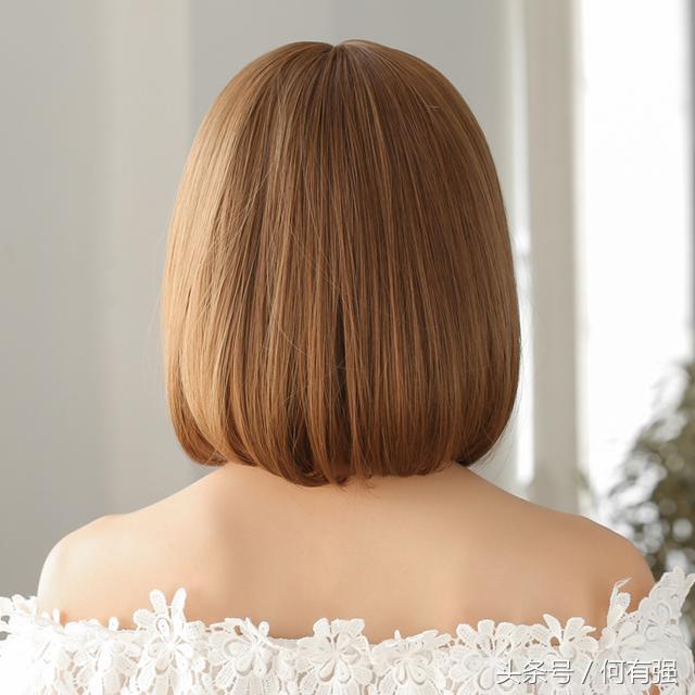 圆脸不显老,发型不好找,推荐适合圆脸的发型给你!
