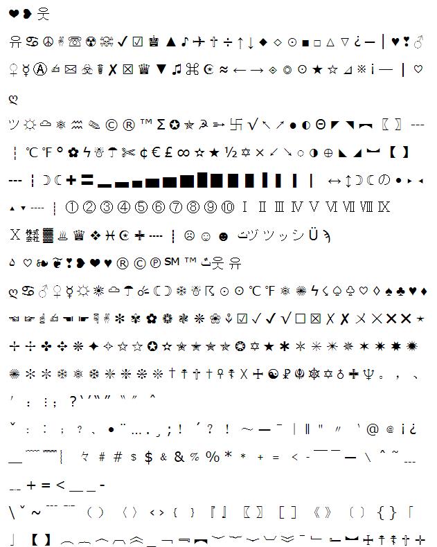 教大家如何用电脑轻松打出特殊符号,值得收藏!