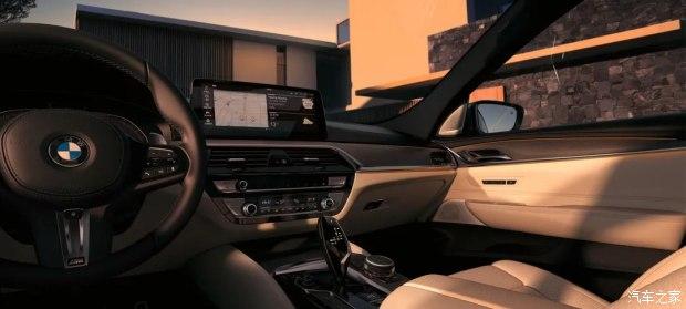 """新BMW 6系GT凭实力""""一马当先"""""""