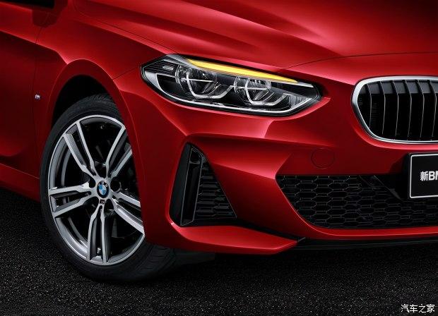 创新 可持续发展 BMW 1系三厢M运动版澎湃动力唾手可得